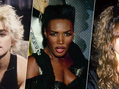 5 трендови за убавина инспирирани од 80-тите