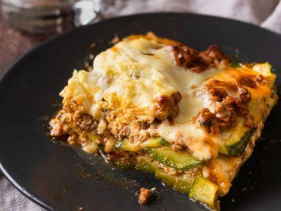 Кето лазањи: Рецепт кој има 340 калории помалку од оригиналот