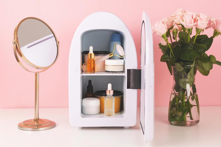 Која козметика треба да се чува во фрижидер?