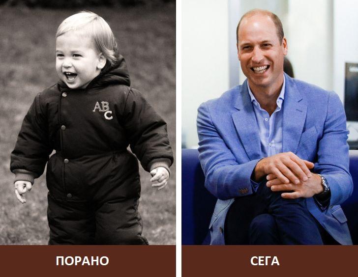 12 фотографии што покажуваат како изгледале членовите на кралското семејство кога биле деца