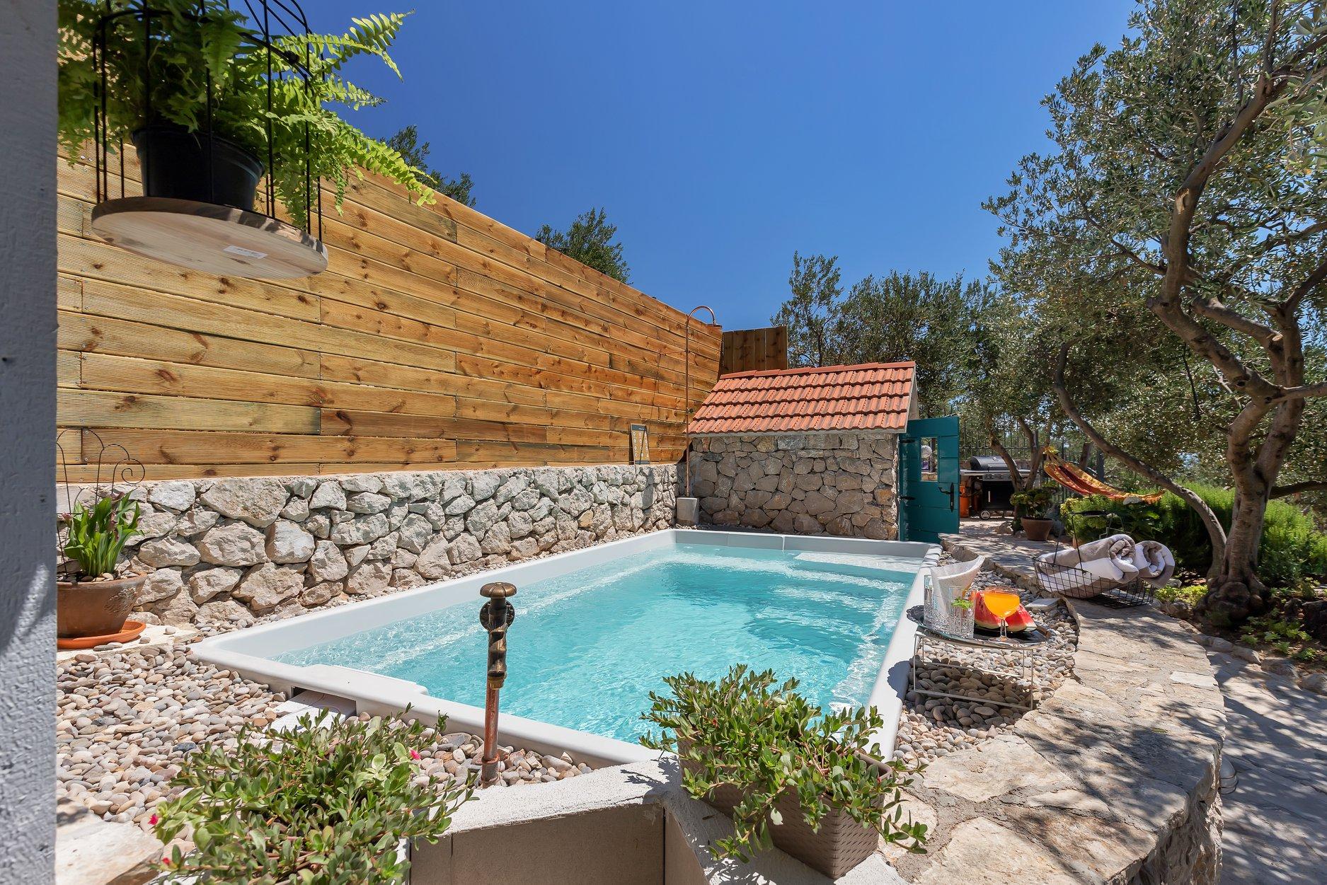 Преубава куќа каде што сакаме да го поминеме летото!
