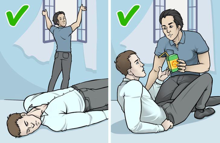 Што да правите ако некој се онесвести покрај вас?