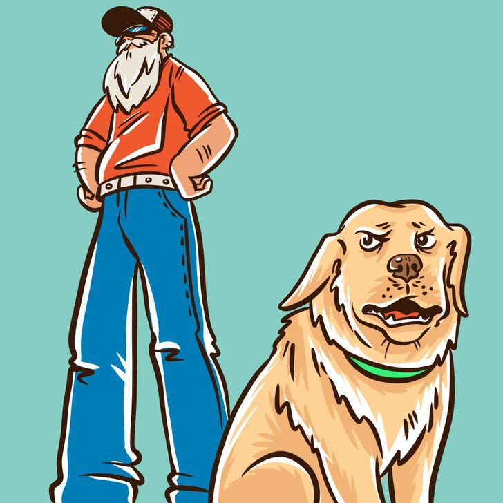 Зошто кучињата им лаат на некои луѓе, а на други не?