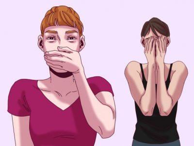Зошто се смеете за време на сериозни моменти и како да го спречите тоа?
