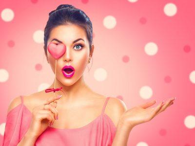 5 идеи за шминка за Денот на вљубените