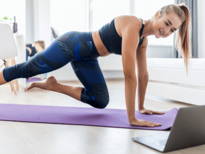 5 совети како да го издржите интензивното темпо додека вежбате