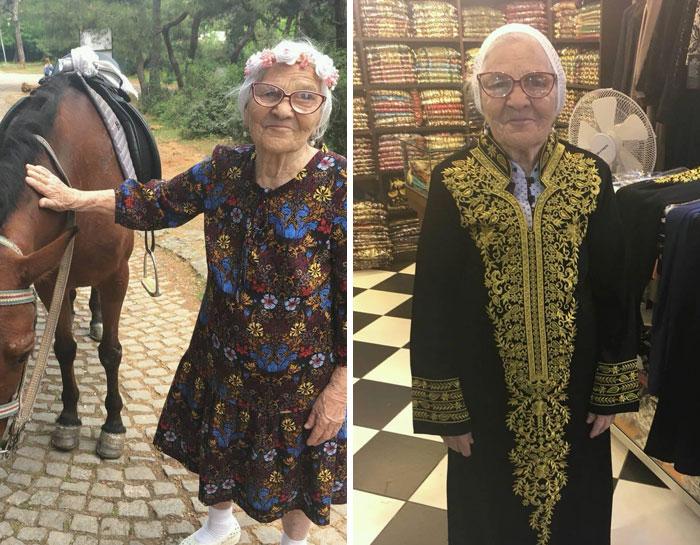 Баба авантурист: 91-годишна баба која има патувано во многу земји е доказ дека никогаш не е доцна за вашите соништа