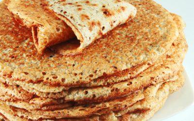 Хранливи и полни со витамини: Палачинките од хелда се совршен избор за појадок