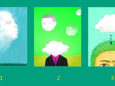 Изберете една слика и откријте ги позитивните и негативните точки во вашиот живот