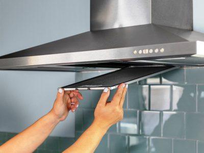 Како да го исчистите филтерот од кујнскиот аспиратор?