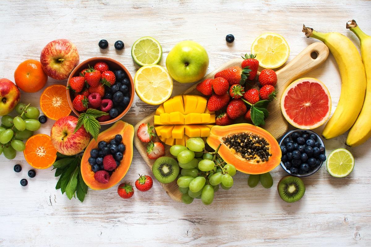 Кое овошје содржи висок процент на протеини?
