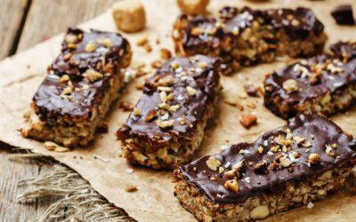 Без печење: Рецепт за фини протеински барови