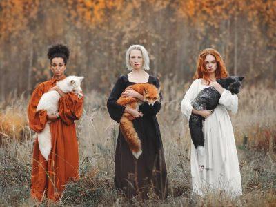 Фотографии кои ја прикажуваат неверојатната врска помеѓу животните и луѓето
