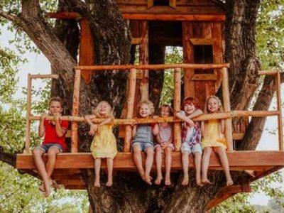 Најубавите куќички на дрвја