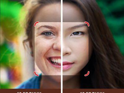 Зошто кај Азијците подоцна се појавуваат знаците на стареење?