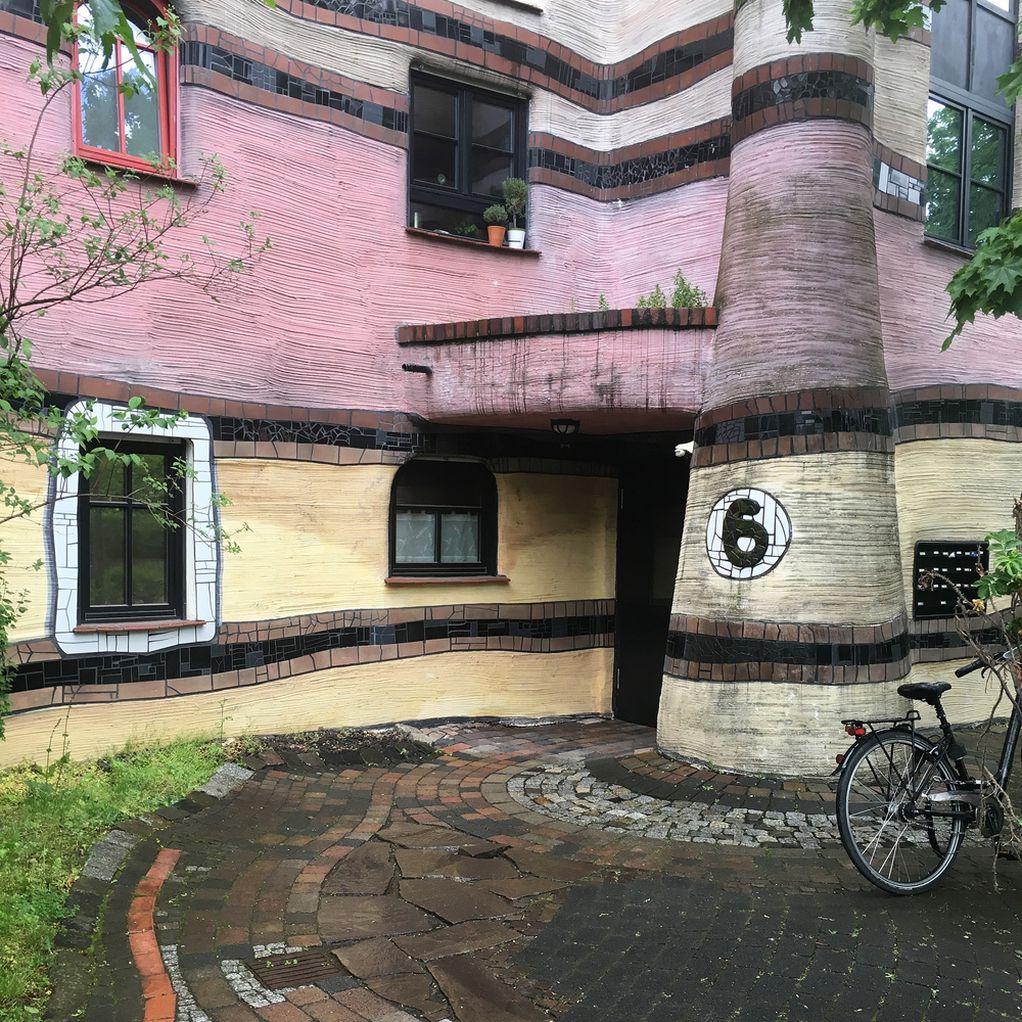 Фантастична зграда инспирирана од природата