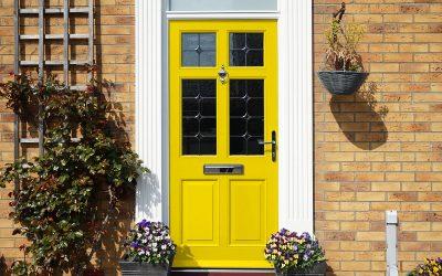 Фенг шуи препораки: Овие се најдобрите бои за вашата влезна врата