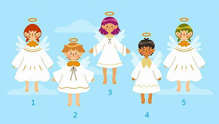 Изберете ангел и откријте ја пораката што ви ја испраќа