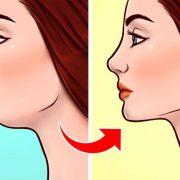 Како држењето на јазикот може да го промени вашето лице?
