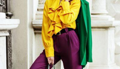 6 бои со кои може да ја комбинирате зелената боја