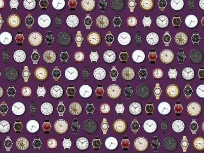 Рекордот е 13 секунди: Можете ли да го најдете вереничкиот прстен меѓу часовниците?