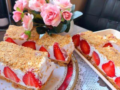 Велигденска торта: Лесна за подготовка, без печење