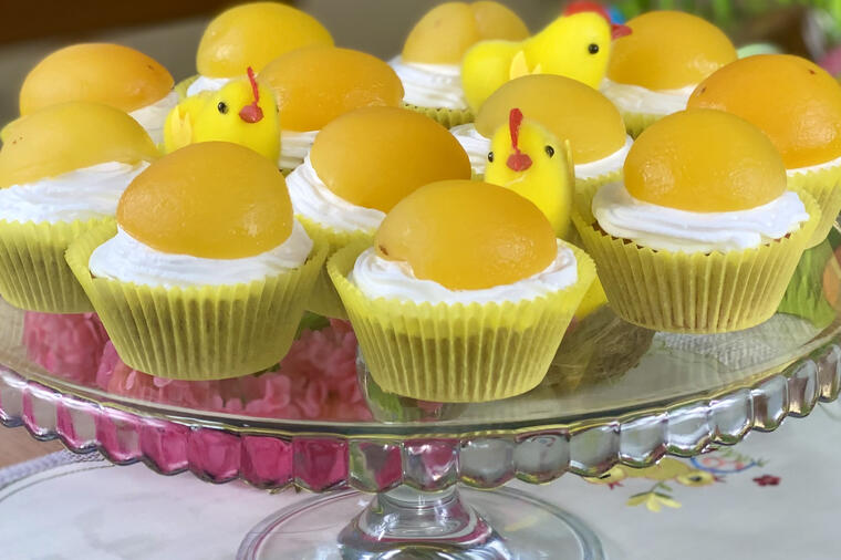 Велигденски мафини: Десерт што совршено се вклопува во празничната трпеза