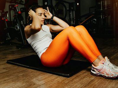 Ефективни вежби за долниот дел на стомакот