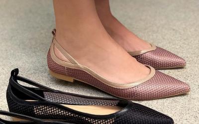 Еве како да ги носите: Балетанките се моден хит оваа пролет и ова лето
