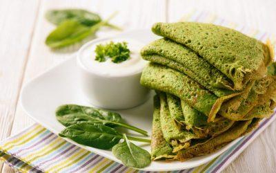 Нема да им одолеете: Рецепт за зелени палачинки