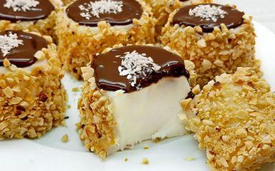 Рецепт за вкусен кремаст десерт што се топи во устата
