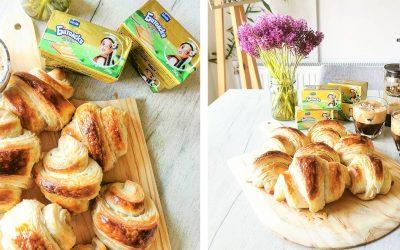 Трите тајни на француската кујна - путер, путер и путер! Низ рецептот за француски кроасани со Битолски путер на teatrpovska