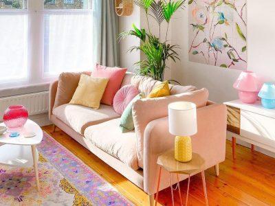 Како да внесете свежина во домот со помош на пастелни бои?