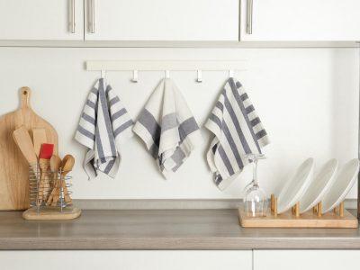 Постојат 4 вида кујнски крпи - дали знаете која за што е најдобра?