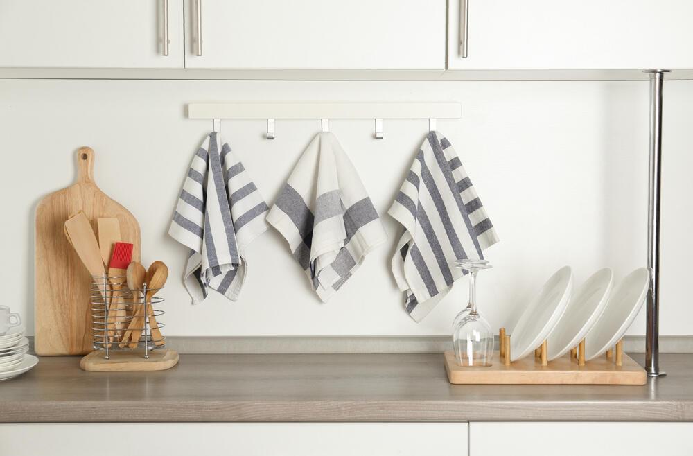 Постојат 5 вида кујнски крпи - дали знаете која за што е најдобра?