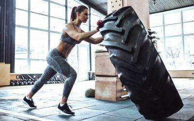 """Што е """"tyre workout"""" и зошто треба да го пробате?"""