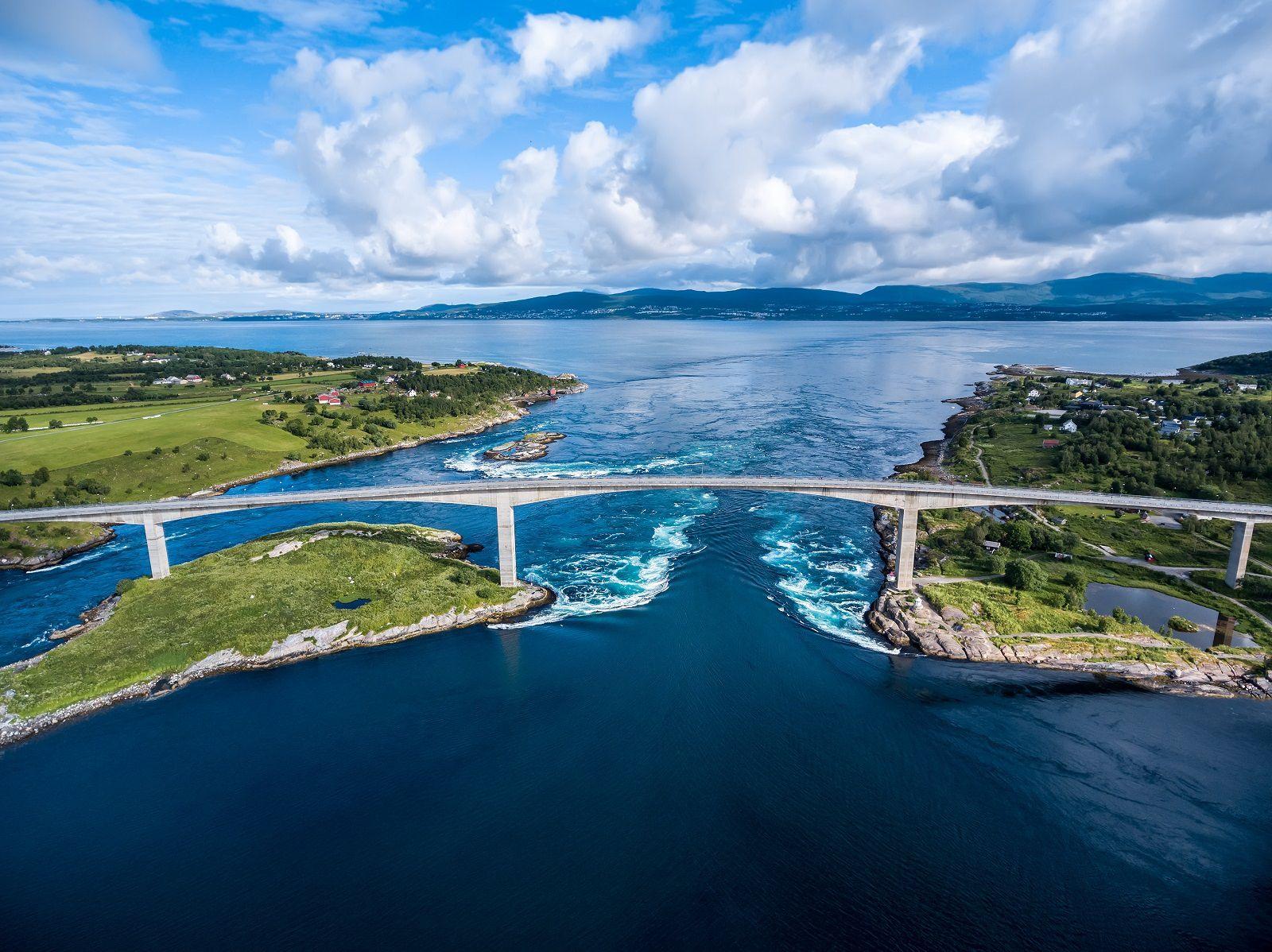Громогласна вода: Невообичаена појава што го создава најмоќниот вртлог во светот