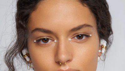 Бисери на очите: Нов тренд што треба да го пробате ова лето