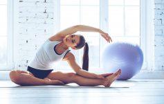 Пилатес вежби против болки во грбот