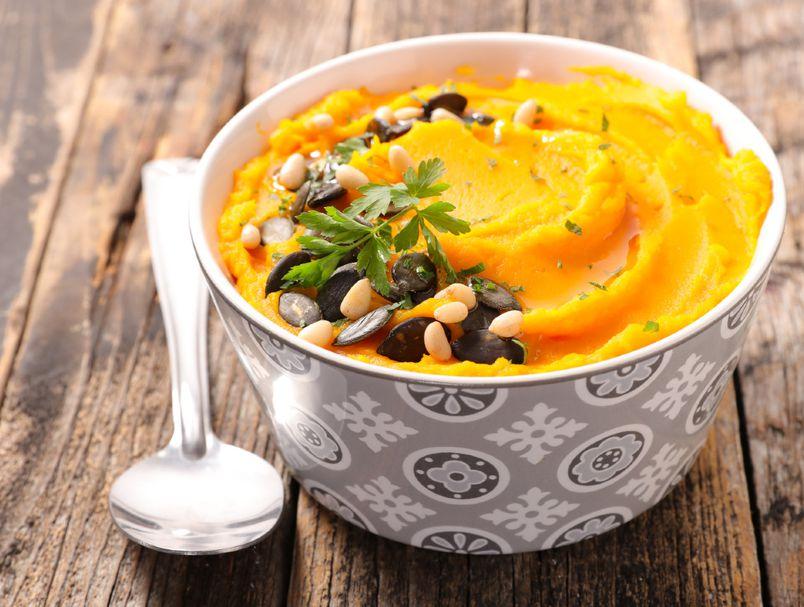 Рецепт за пире од моркови што може да се служи со печено месо