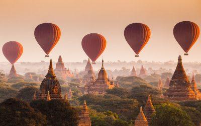 5 одлични дестинации за летање со балон