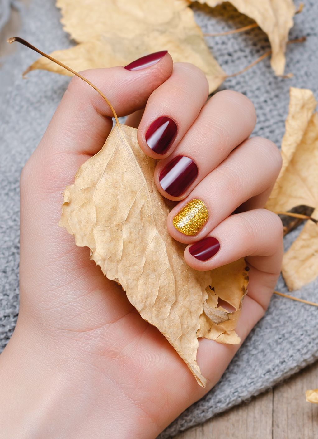 20 идеи за маникир што се идеални за оваа есен