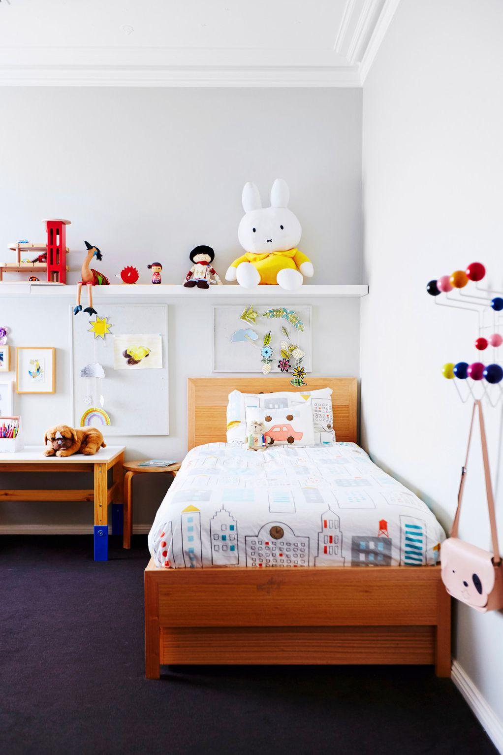 10 фотографии што ќе ве инспирираат да ја преуредите детската соба