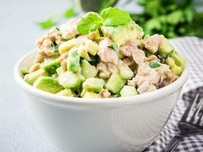 Брз рецепт за ручек полн со протеини што се подготвува за само пет минути