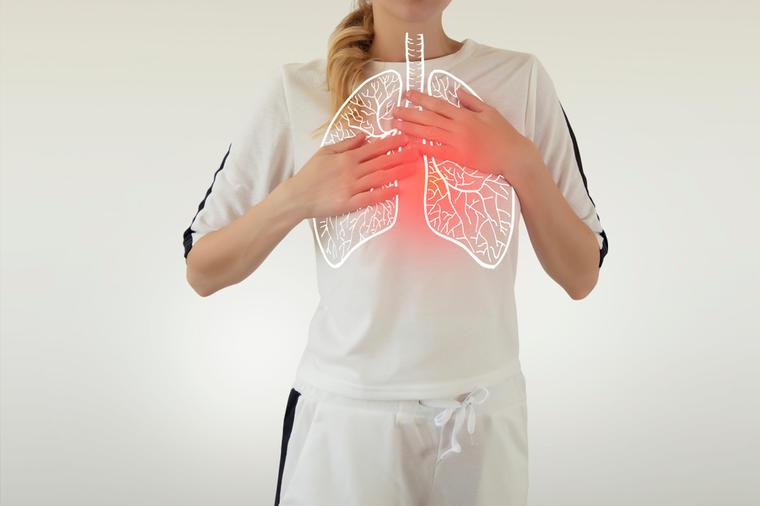 Вежби што ќе ги прочистат и ќе ги зајакнат вашите бели дробови