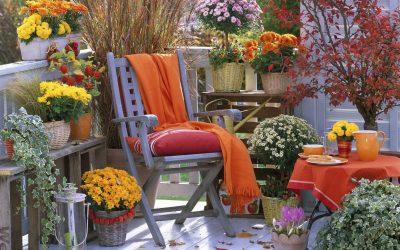 Неколку трикови со кои балконот ќе биде омилено место за уживање во текот на есента