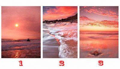 Тест: Изберете го најубавото зајдисонце и дознајте нешто за себе