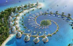 Архитекти дизајнираа ресорт на Филипините со нула отпад