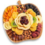 Кои видови сушено овошје се најздрави за консумирање?