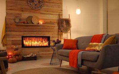 Откријте како да го уредите домот со есенски, шик детали
